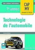 Technologie de l'automobile 1re année...