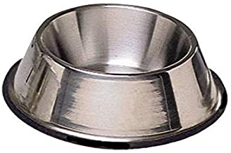 Pro Select Dog Bowls X-Super Heavy Non-Tip Food Water Dish 32 oz Capacity Long Earred Breeds