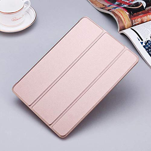 Voor Apple iPad tablet Case 2 In 1 Leather Flip Case met Kickstand Feature Ultra-Thin Shockproof Protective Cover Trifold Cover voor iPad Mini 1/2/3/4/5