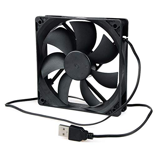 Tivivose Computadora portátil 120x120mm Refrigerador de Ventilador 12 cm 120 mm PC CPU Refrigerador de refrigeración Fan para la Tarjeta de Video Envío de Gota