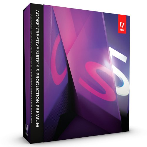 Adobe CS5.5 Production Premium (edizione italiana)
