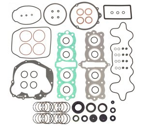 Engine Rebuild Kit - Compatible with Honda CB550-1974-1978 - Gasket Set + Seals + Piston Rings