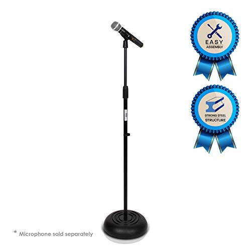 Microphone Stand - Universal Mic Mount PMKS5