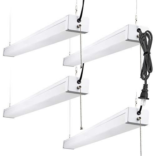 bulbeats LED Utility Shop Light 4ft
