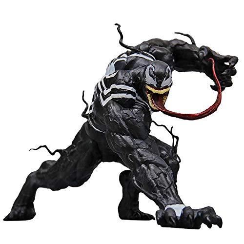 WXFQY Kinderspielzeug Marvel Venom Illustration, Bunte, Venom Action-Figur Venom Spielzeug, Venom Modell Dekorative Statue