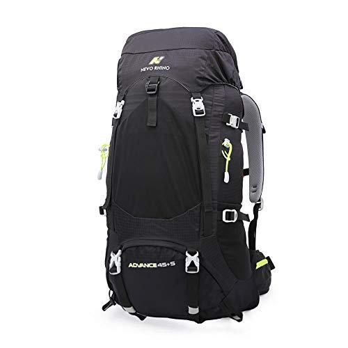 NEVO RHINO 50L/60L/80L Internal Frame Backpack,Ultralight waterproof Daypack for Hiking, Camping