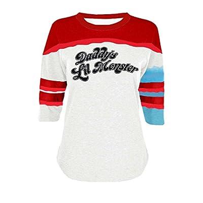 Suicide Squad T-shirt Harley Quinn pour femme