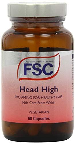 Head High Pro-Amino (60vegicaps) - x 2 *Twin DEAL Pack*
