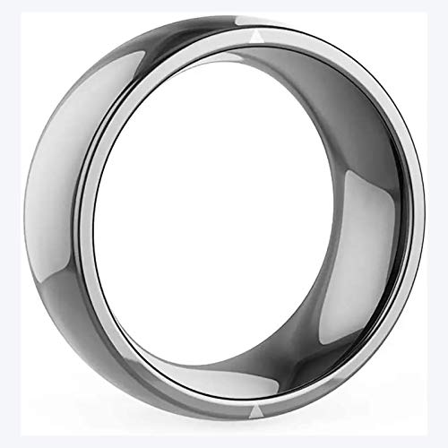 GRXIN R4smart Ring Wearable Impermeable Magic Finger NFC Virtual Phone Compatible con Android Smart Phone Accesorios De Tarjeta Nfcpara Compartir Información Puede Compartir Información Divers
