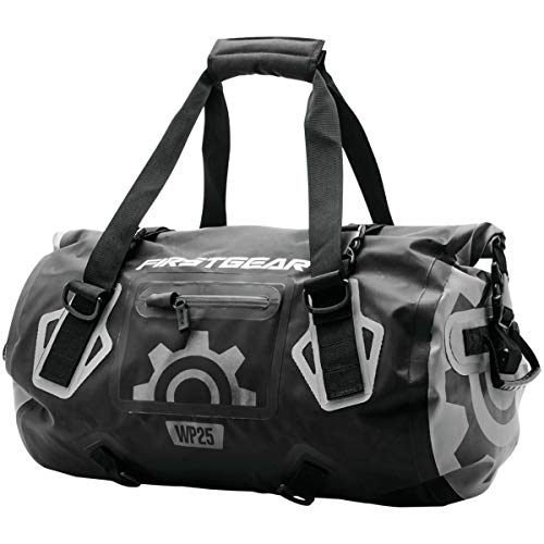 Firstgear Torrent Waterproof Duffle Bag (25L) (Black)
