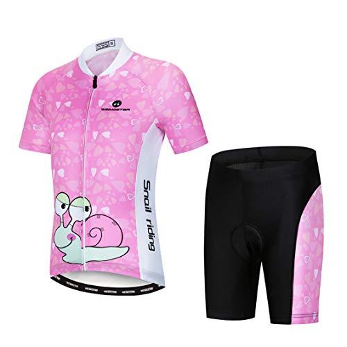 Weimostar - Conjunto maillot ciclismo niños, Infantil
