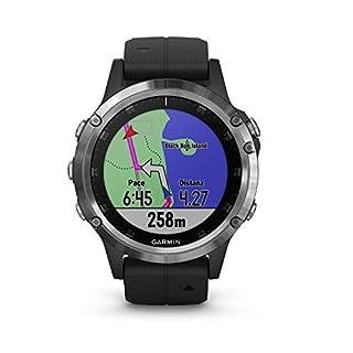 Garmin Fenix 5 Plus Schwarz Multisport-Smartwatch – Europakarte, Musikplayer, kontaktloses Bezahlen (Generalüberholt) (B07ZWQYFM5) | Amazon price tracker / tracking, Amazon price history charts, Amazon price watches, Amazon price drop alerts