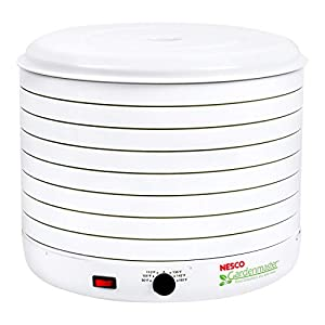 Review of the NESCO FD-1018A, Gardenmaster Food Dehydrator