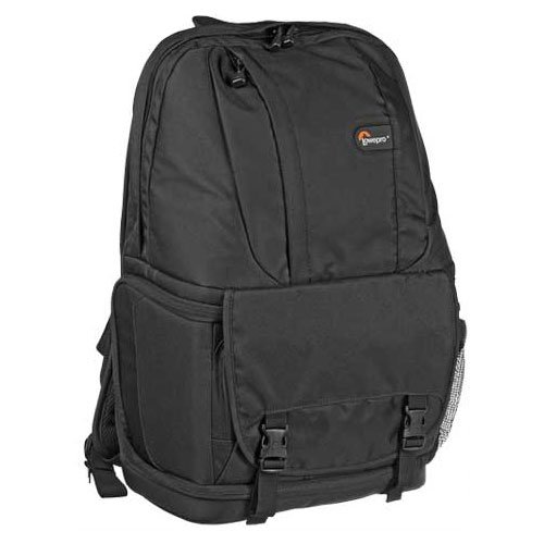 Lowepro Fastpack 200 SLR-Kamerarucksack (für SLR mit angesetztem Objektiv) schwarz
