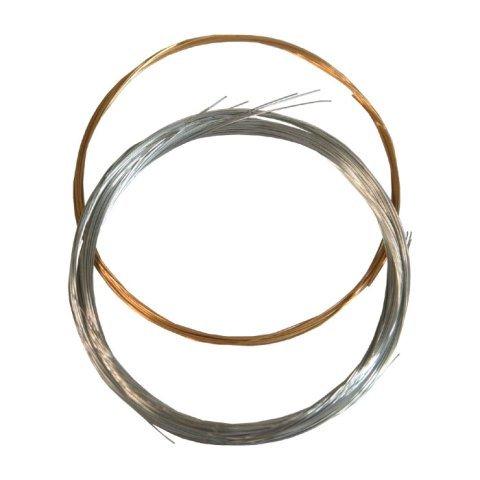 Komplett indischen Israj./Esraj String Set, Volle Bronze und Stahl Metall-Saiten