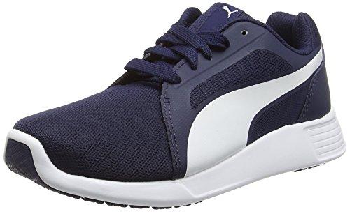 Puma Puma ST Trainer Evo, Unisex-Erwachsene Sneakers, Blau (peacoat-white 02), 41 EU