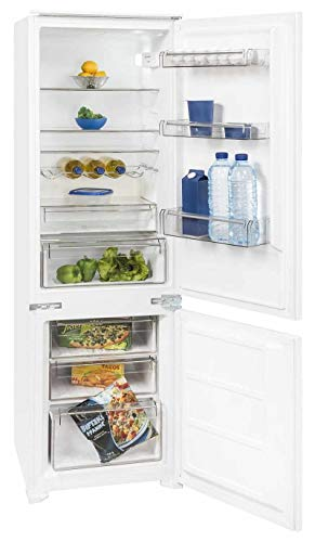Exquisit Einbau Kühl- und Gefrierkombination EKGC 270/70-4 EA++ | Einbaugerät | 250 Liter Nutzinhalt | weiß