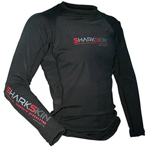 Sharkskin Uni Langarmshirt Rapid Dry XL...