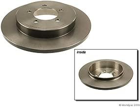 Brembo W0133-2081429 Disc Brake Rotor