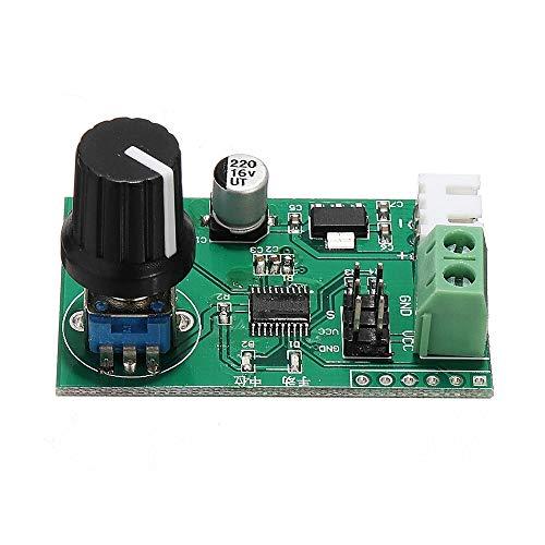 Tablero de Control de Serie de Dos knob para Futaba MG995 SG90 Módulo de depuración del Engranaje de dirección, El Circuito de aplicación es Simple