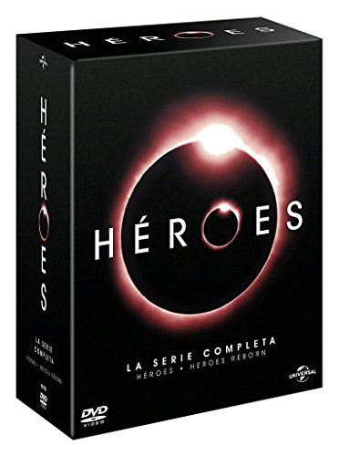 Pack: Heroes + Heroes Reborn - Serie Completa [DVD]