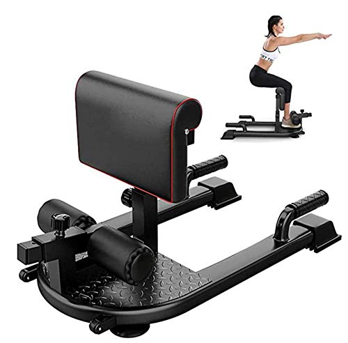 Product Image 1: Thole Household Fitness Squat Rack 3-in-1 Sit Ups Push Ab Home Gym Buttocks Workout Machine for Fitness Equipment Exerciser