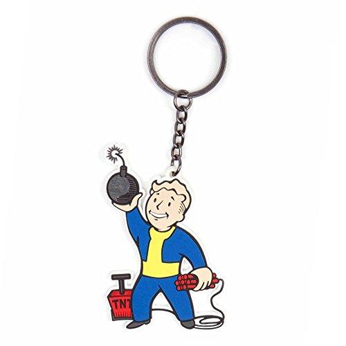 Fallout 4 Explosives Skill Keychain [import anglais]