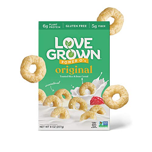 Love Grown Power O's, 8 Oz Box, Original, 48 Oz, (Pack of 6)
