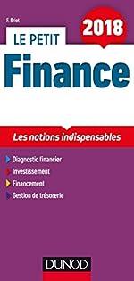 Le petit Finance 2018 - 10e éd. - Les notions indispensables de Fabrice Briot
