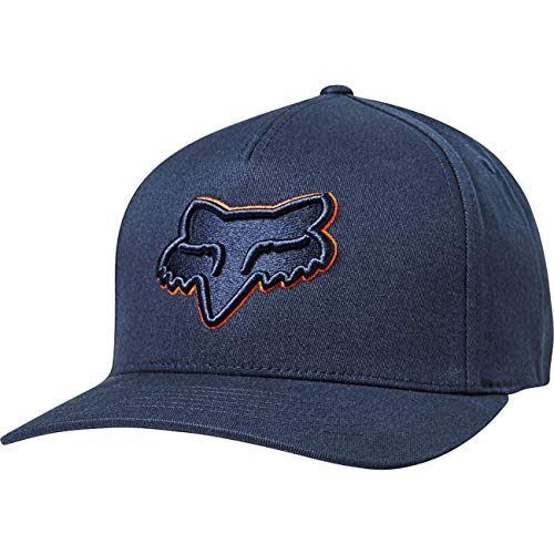 Fox Epicycle Flexfit Hat Navy/Orange