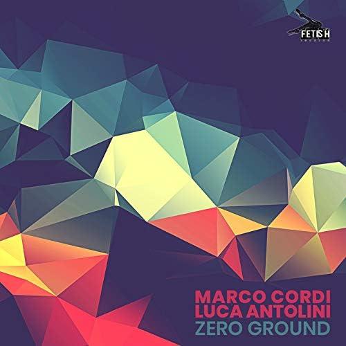 Marco Cordi, Luca Antolini
