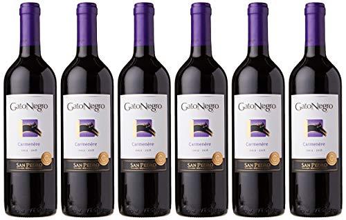 GatoNegro Vin Rouge 0,75 L - Lot...