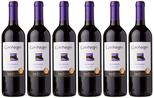 GatoNegro Vin Rouge 0,75 L - Lot...