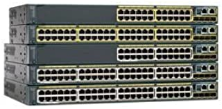 Cisco Catalyst 3560X-24T-S Ethernet Switch - 24 Ports - Manageable - 24 x RJ-45 - 2 x Expansion Slots - 10/100/1000Base-T - WS-C3560X-24T-S