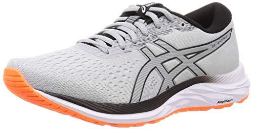 Asics Gel-Excite 7, Running Shoe Hombre, Gris, 41.5 EU