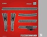 Fleischmann 919004 Profi Track Set U2
