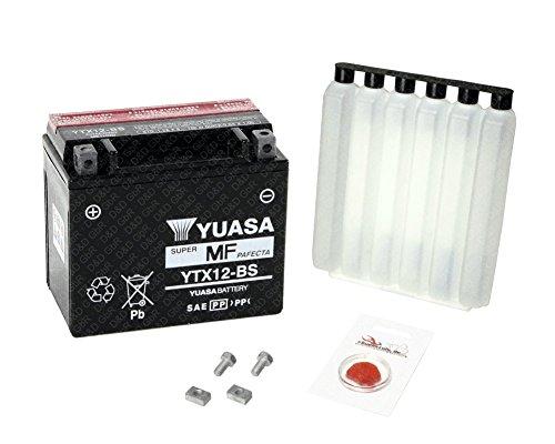Preisvergleich Produktbild YUASA Batterie für Honda CBR 1100 XX Blackbird,  1997-2000 (SC35),  wartungsfrei,  inkl. Pfand 7