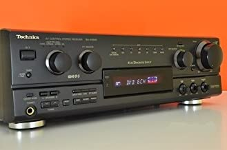 Technics SA-AX540 Audio/Video Receiver (Discontinued by Manufacturer)