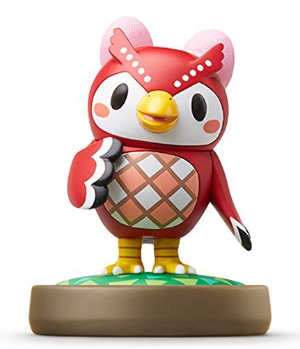 Amiibo Fuco / Celeste - Animal Crossing Serie Ver. [Wii U]
