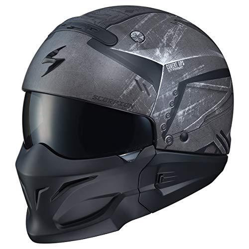 Scorpion Covert Helmet - Incursion (XX-Large) (Black/Grey)