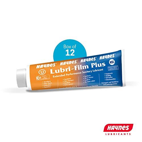 Haynes Lubri-Film Plus Tube 12-4oz. Tubes Per Box