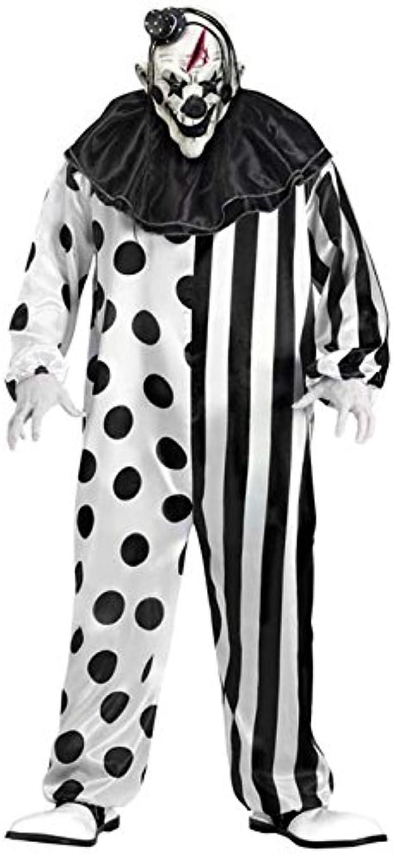 Seleccione de las marcas más nuevas como Traje Traje Traje del payaso asesino adulto XL Halloween  Ven a elegir tu propio estilo deportivo.