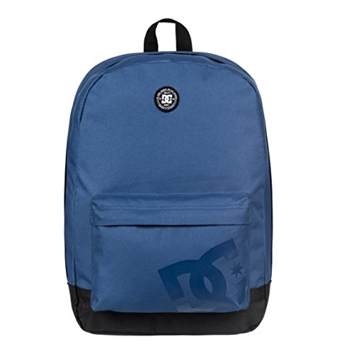 DC Shoes Backstack Zaino Casual 52 cm 18.5 litri Twilight Blue