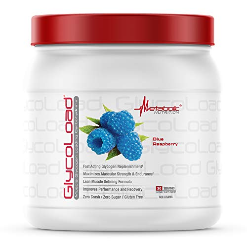 Metabolic Nutrition Glycoload (30 Servings)