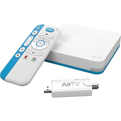 AirTV All-In-One with Dual Tuner Adapter