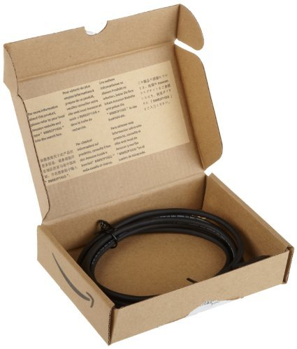 AmazonBasics USB 2.0 Extension Cable - A-Male to A-Female Adapter Cord - 6.5 Feet (2 Meters)
