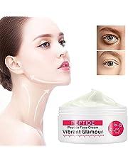 Vibrant Glamour Rewind Cream Collageen Pure Face Cream Verstevigende crème, Pure Face Cream Verstevigende crème voor gezicht en lichaam Vermindert droge lijntjes