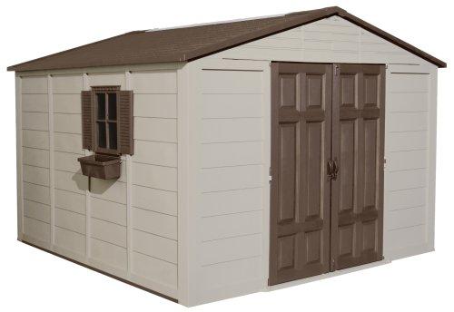 Hot Sale Suncast A01B28C03 Storage Building, 10-ft x 10-ft
