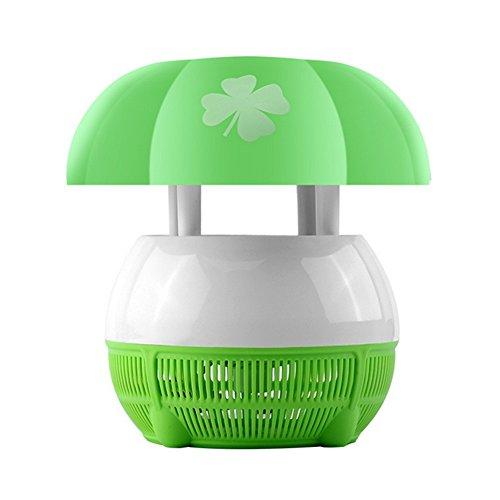 LED krachtige muggenwerende lamp wind-zuigtype fotokatalysator muggenafstotend apparaat milieuvriendelijk stil nachtlicht blauw groen roze