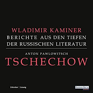 Tschechow Titelbild